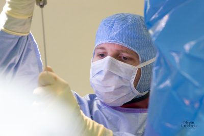 Photo-reportage pour le Dr Jean-Baptiste Berard Orthopédiste. Arnas 2016