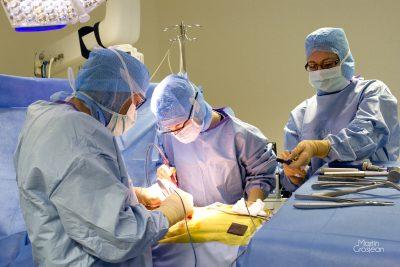 Photo-reportage pour le Dr Christophe Garin. Orthopédiste. Arnas 2016