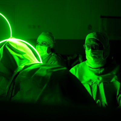 Photo-reportage pour le Dr Stéphane Chassagne.  Urologue. Arnas 2016